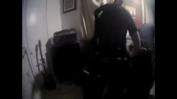 Pensacola K-9 Officer Wrestles Away Shotgun