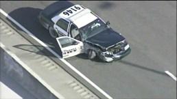 BSO Deputy Involved in Single Car Crash in Davie