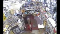 North Lauderdale Robbery Surveillance Video