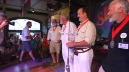 Ernest Hemingway Look-A-Like Contest Key West