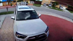 Suspect Steals Car After Armed Home Invasion in NW Miami-Dade