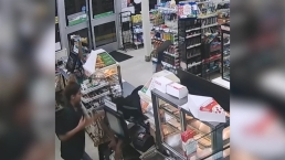 Hollywood 7-Eleven Employee Fights Attempted Robber