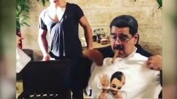 Turkey's 'Salt Bae' Serves Nicolas Maduro