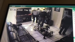 Caught on Camera: Miami-Dade Police Sergeant Hits Suspect