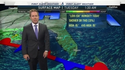 NBC 6 Web Weather - October 23rd