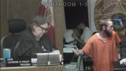 Steven Kiddy Appears in Bond Court