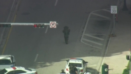 Police Respond to Suspicious Package in Miami