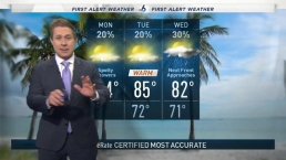 NBC 6 Web Weather - November 19th