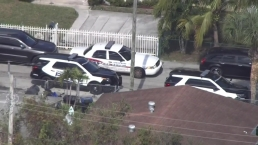 Officers Surround North Miami Beach Home After Shots Fired