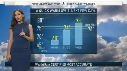 NBC 6 Web Weather - January 21st