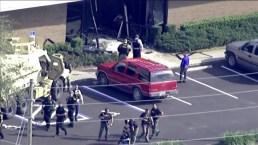 RAW: SWAT Situation at Sebring Bank