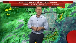 NBC 6 Web Weather - March 19th Morning