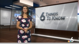 6 Things to Know - March 19th