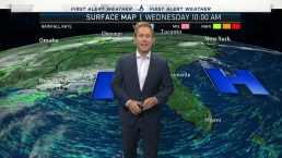 NBC 6 Web Weather - April 24th Midday