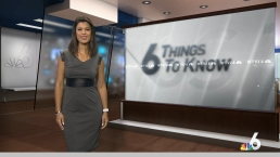 6 Things to Know - May 20th