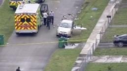 Police-Involved Shooting in Miami Gardens