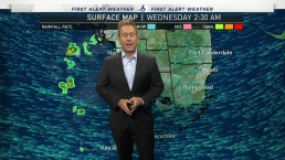 NBC 6 Web Weather - May 22nd Morning