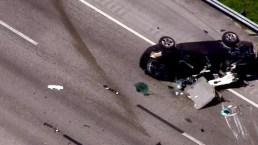 Crash on Sawgrass Expressway Closes Lanes