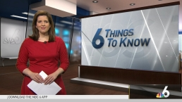 6 Things to Know - July 20th