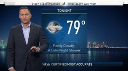 NBC 6 Web Weather - August 18th Evening
