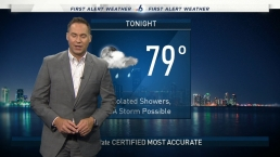 NBC 6 Web Weather - August 24th
