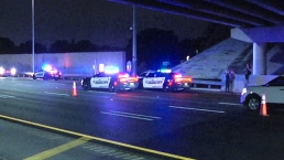 Broward Sheriff's Office Deputy Hospitalized After Morning Crash