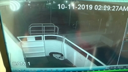 Naked crook targets Delray Beach yachts, steals American flag