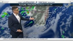 NBC 6 Web Weather - October 20th
