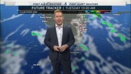 NBC 6 Web Weather - November 12th Morning