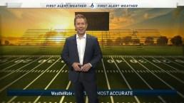 NBC 6 Weekend Football Forecast