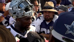 Witten, Dez, Garrett on Whitehead Being Cut from Cowboys