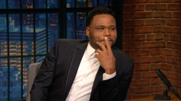 'Late Night' Anthony Anderson on Playing Golf With Obama
