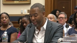 Watch: Ta-Nehisi Coates' Full Opening Statement at House Hearing on Reparations
