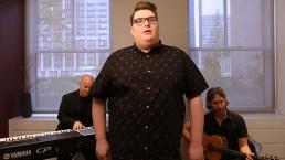 'The Voice' Winner Jordan Smith Performs 'Only Love' Album