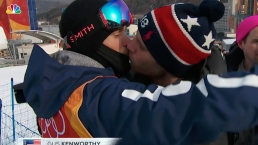 Gus Kenworthy Discusses Kiss With Boyfriend During Olympic Broadcast