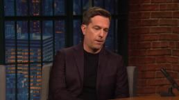 'Late Night': Ed Helms Shamed Kids for Peeing in the Pool