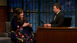 'Late Night': Aidy Bryant's Crazy 'SNL' Story