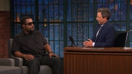 'Late Night': Ice Cube Celebrates 25th Anniversary of 'Death Certificate'
