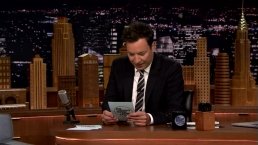 'Tonight Show' Tweets on Dumb Lies