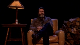 'Tonight Show': Nick Offerman Recites a Poem