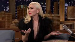 'Tonight': Gwen Stefani Covers Her Doorways in Gift Wrap