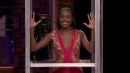 'Tonight': Phone Booth Trivia with Gabrielle Union and Mystery Guests