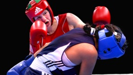 Women's Boxing Debuts at London 2012
