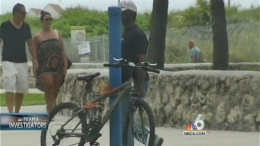 A Look at Bike Thefts in South Florida