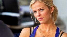 "Brooklyn Decker Toughens Up on ""Battleship"""