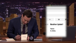 "Jimmy Fallon's ""Thank You Notes"""