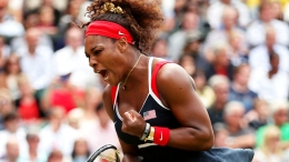 Serena Trounces Sharapova for Gold Medal