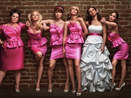 """Bridesmaids:"" A Comedy to Put a Ring On"