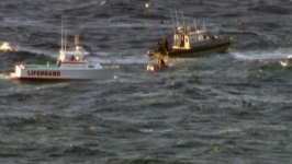 Fishermen Plucked From Chilly Ocean Clung to Faith