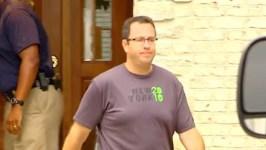 Police Search Subway Spokesman Jared Fogle's Home